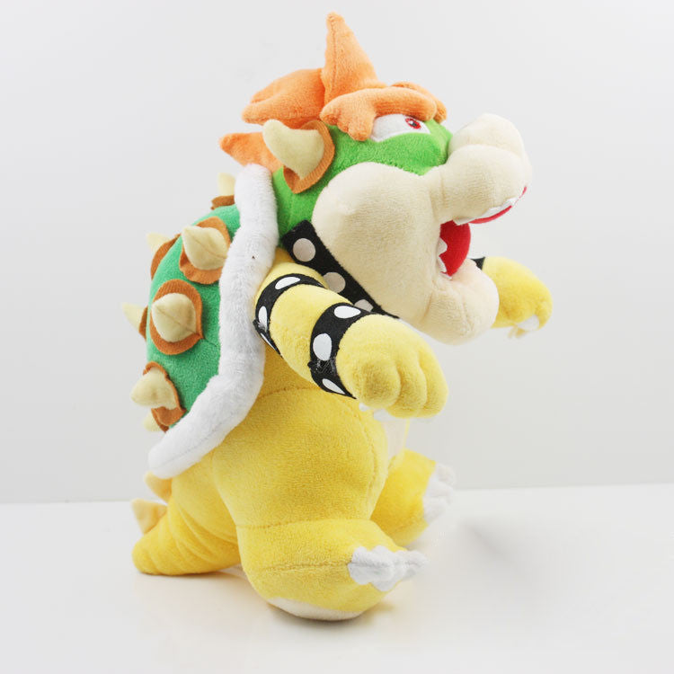 Bowser Plush Toy 25cm/10 inches - Gamer Treasures