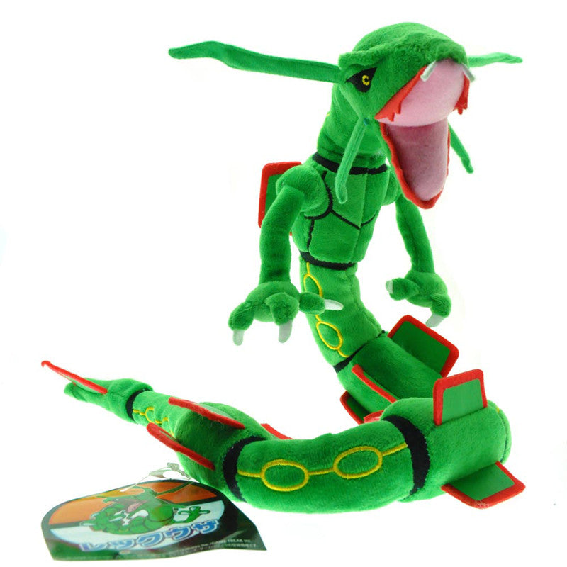 Rayquaza Pokemon Plush Toy 83cm/33 inches - Gamer Treasures