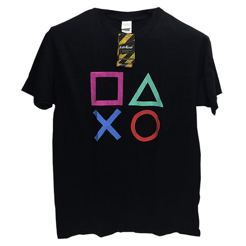 PlayStation T-shirt - Gamer Treasures
