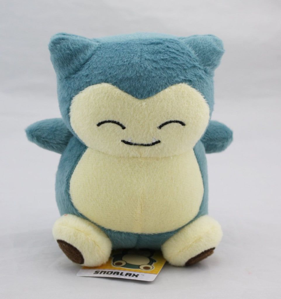 Snorlax Pokemon Plush Toy 15cm/6cm - Gamer Treasures