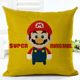 Super Mario Bros Cushion Covers - Gamer Treasures
