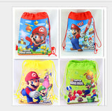 Super Mario Drawstring Backpack