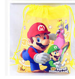 Super Mario Drawstring Backpack - Gamer Treasures