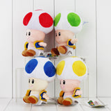 Toad Plush Toys 16cm/6 inches - Gamer Treasures