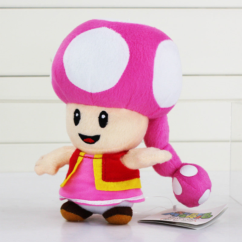 Toadette Plush Toy - Gamer Treasures