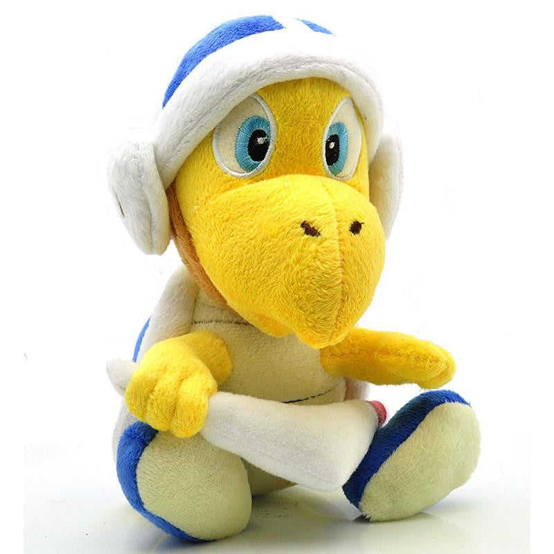 Boomerang Bro Super Mario Plush Toy 20cm/7.5 inches - Gamer Treasures