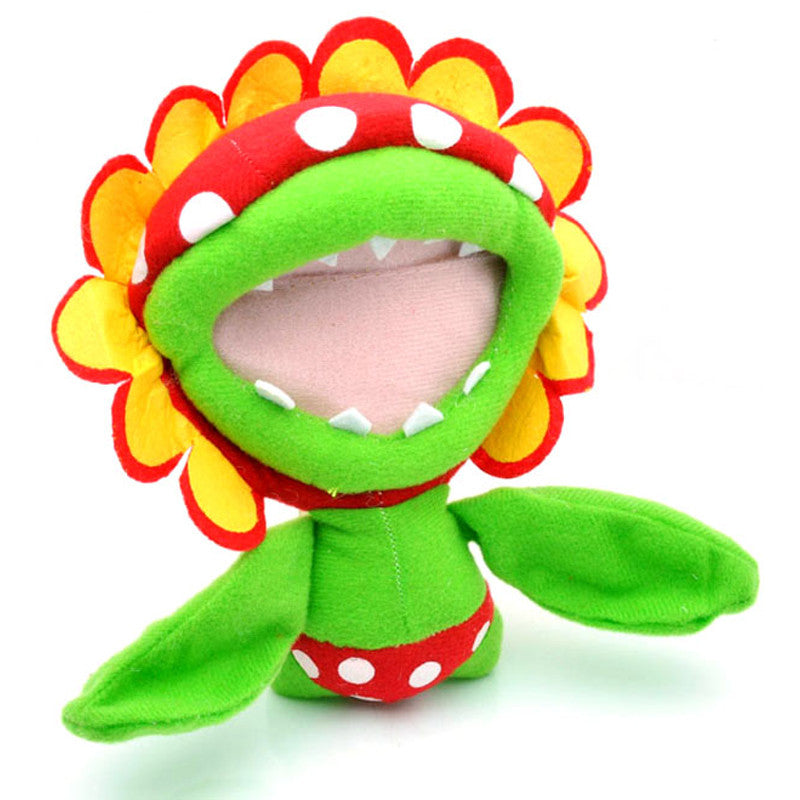 Piranha Plant Super Mario Plush Toy 17cm/6.5 inches - Gamer Treasures