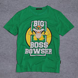 Big Boss Bowser T-Shirt - Gamer Treasures