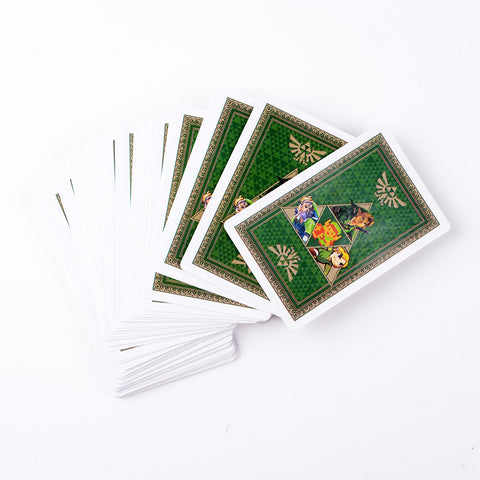 The Legend of Zelda Playing Cards - Gamer Treasures