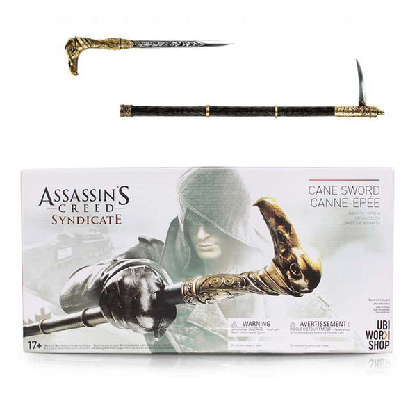 Assassin's Creed Syndicate Cane Sword - Gamer Treasures