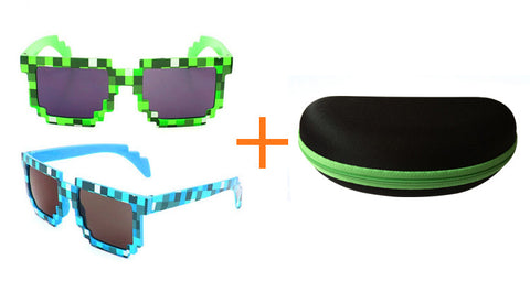 Minecraft Sunglasses - Gamer Treasures