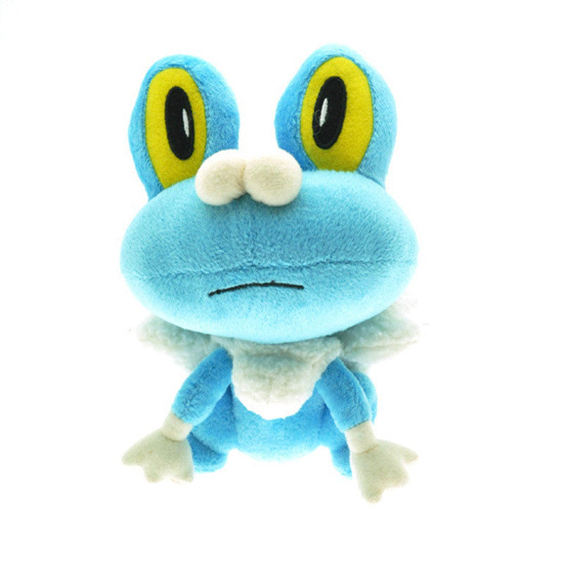 Froakie Pokemon Plush Toy 18cm/7 inches - Gamer Treasures