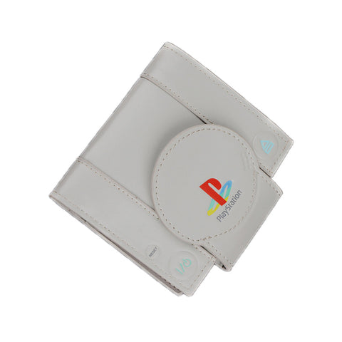 Playstation Wallet - Gamer Treasures
