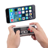8BITDO NES30 Bluetooth Gamepad - Gamer Treasures