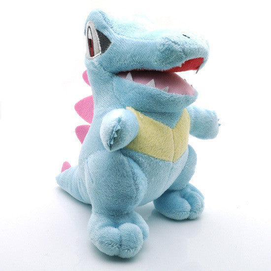 Totodile Pokemon Plush Toy 17cm/6.5 inches - Gamer Treasures