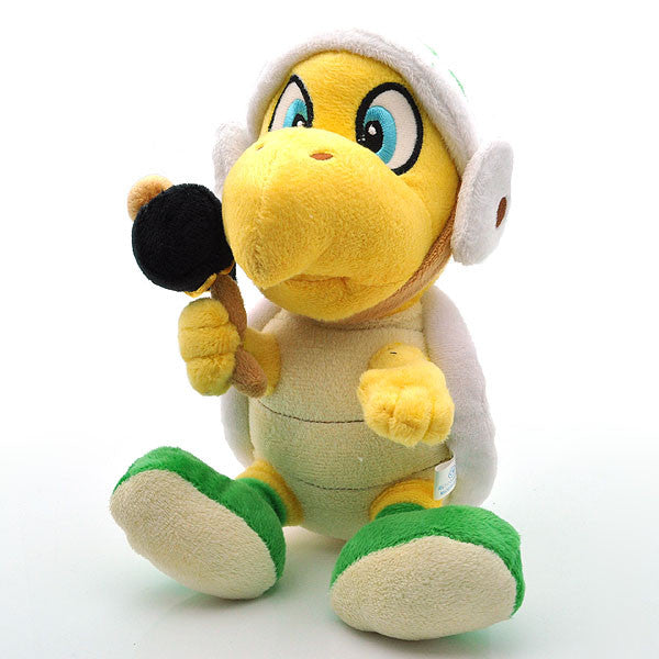 Hammer Bro Plush Toy 20cm/8 inches - Gamer Treasures