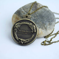 The Elder Scrolls Online Bronze Necklace