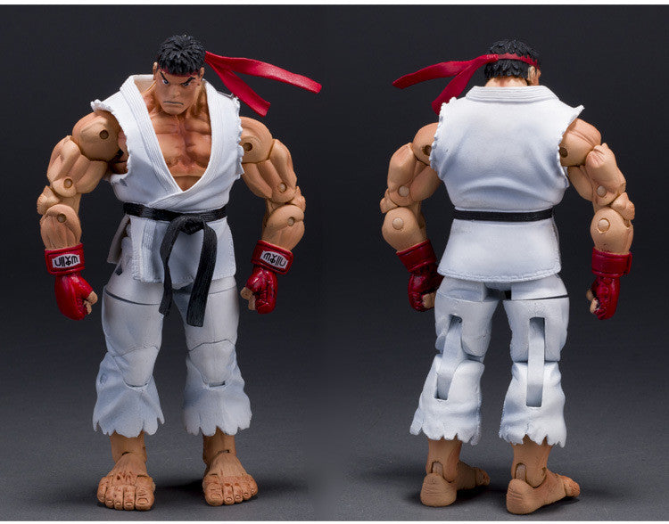 Street Fighter IV PVC Action Figures (15cm / 6 inches) - Gamer Treasures
