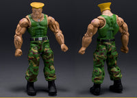 Street Fighter IV PVC Action Figures (15cm / 6 inches)