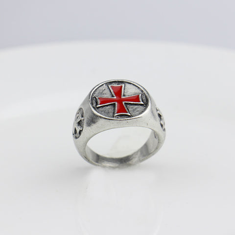 Assassin's Creed Templar Ring - Gamer Treasures