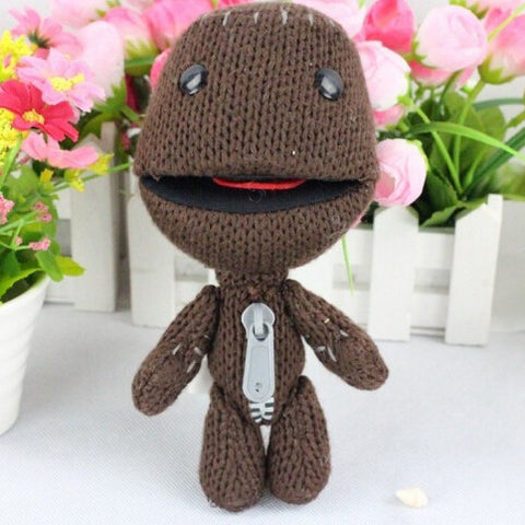 Sackboy Little Big Planet Plush Toy - Gamer Treasures