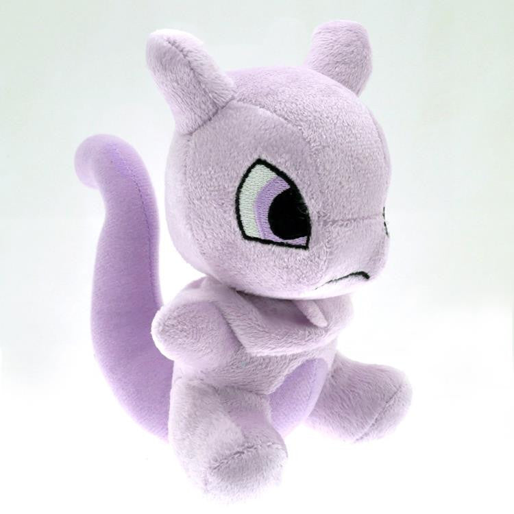 Mewtwo Pokemon Plush Toy 17cm/6.5 inches - Gamer Treasures