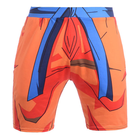 Dragon Ball Z Shorts - Gamer Treasures