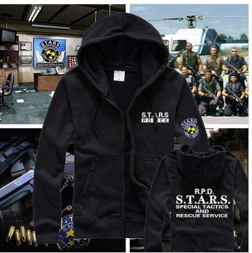 Resident Evil S.T.A.R.S Hoodie