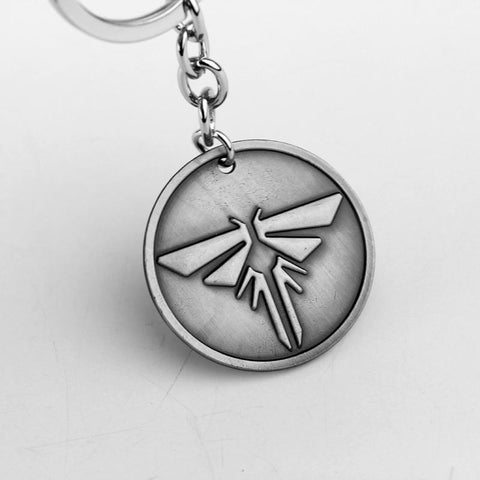 The last of us firefly keychain gamer treasures the last of us firefly keychain mozeypictures Images