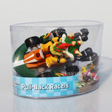 Super Mario Kart Pull Back Racers 12cm/5 inches (7 different characters)