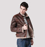 Leon Kennedy Resident Evil 4 PU Leather Jacket - Gamer Treasures