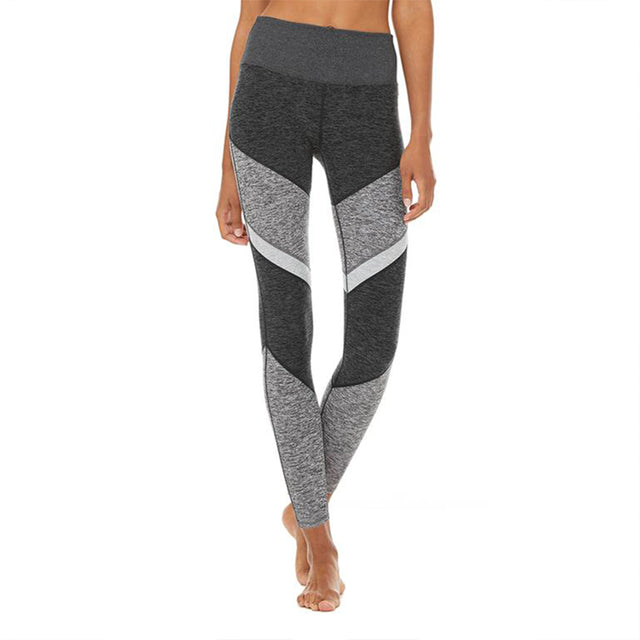 Alo Yoga Sheila High Waist Legging Dark Grey/Dove Grey/Zinc SALE