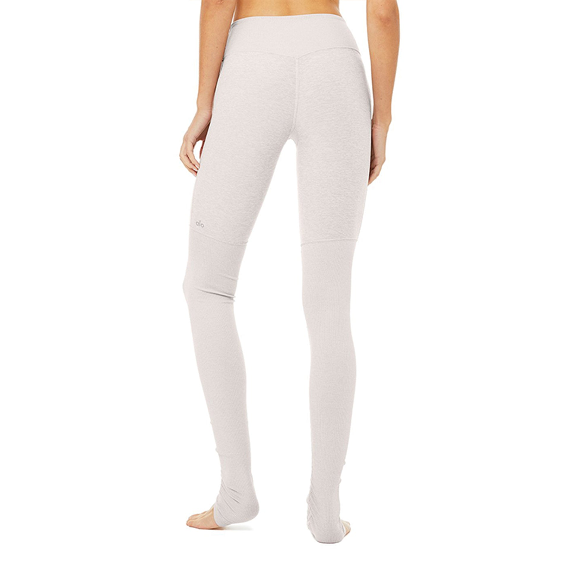 Alo Yoga High Waist ALOSOFT Goddess Leggings in Lavender TWO LEFT