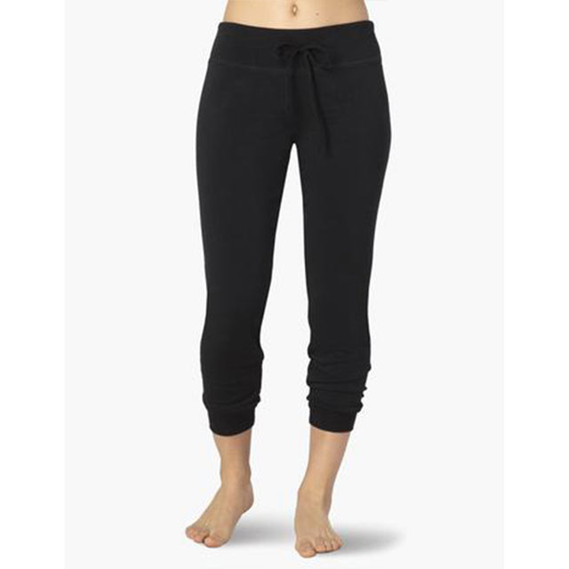 Beyond Yoga Lounge Around Jogger in Black SOLD OUT