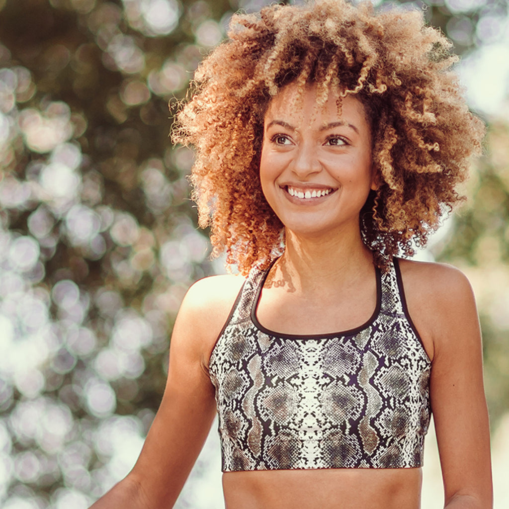 NEW Call Me Activewear Moonbeam Sport Bra