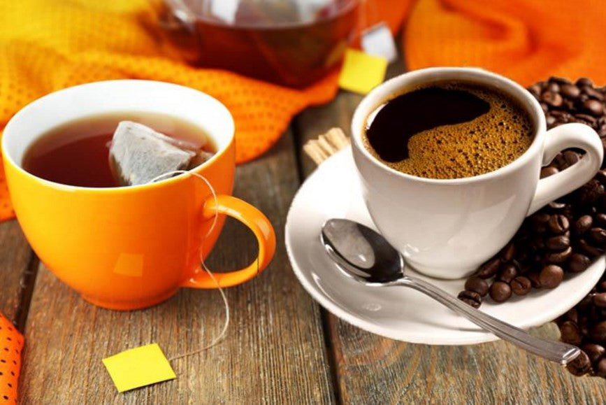 10 Benefits of Tea Over Coffee