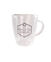 Mahalo Tea Glass Tea Mug - 12oz
