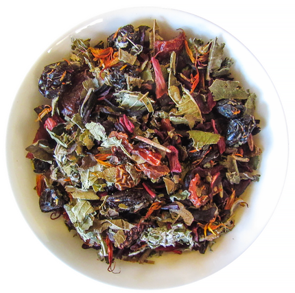 Citrus Delight Herbal Tea