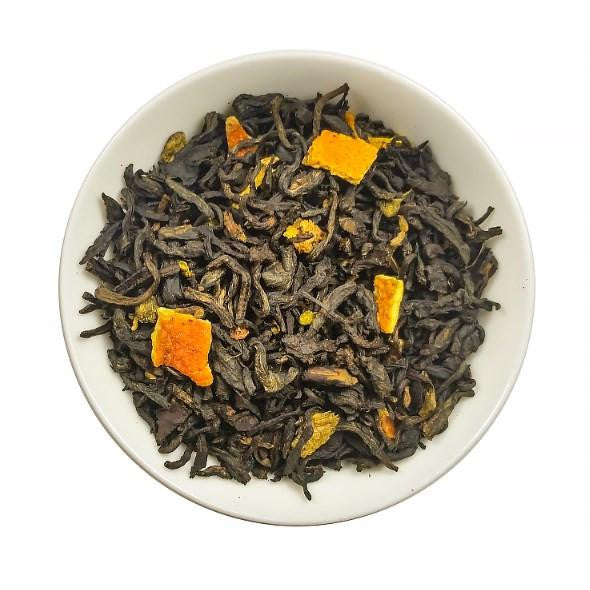 Ginger Zest Pu-erh Tea