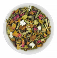 Ginseng Rose Petal Herbal Tea
