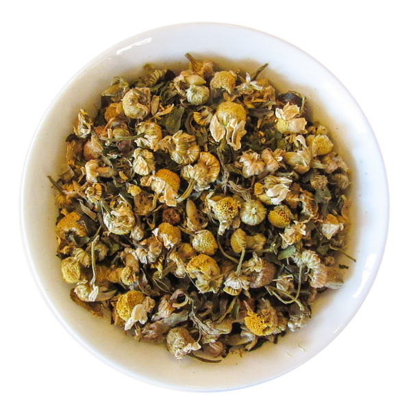 Cozy Mint Chamomile Herbal Tea