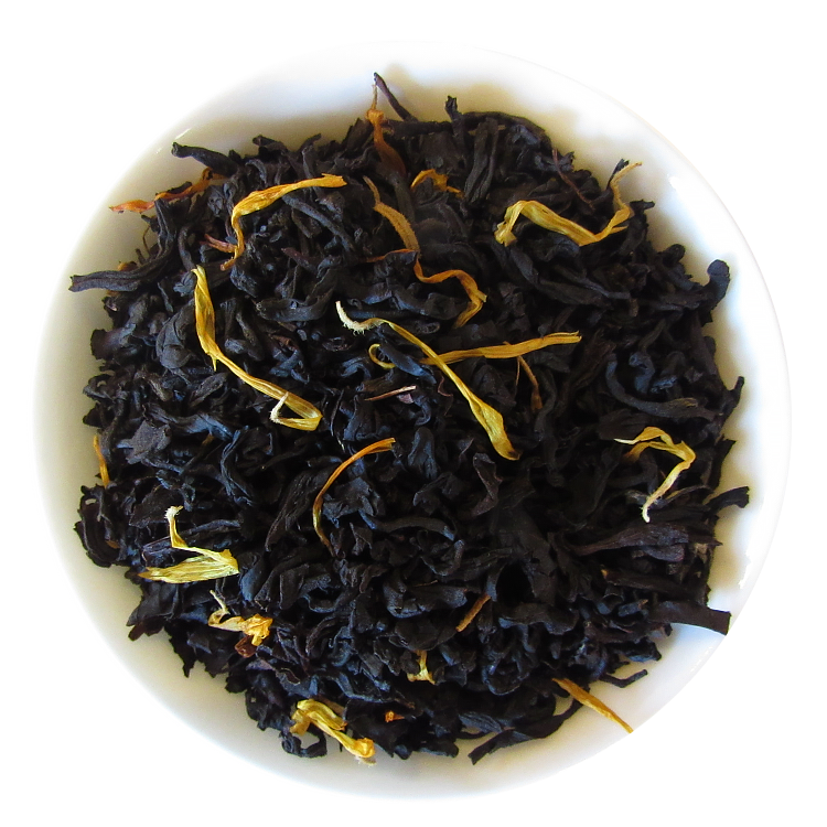 Spiced Brulée Black Tea