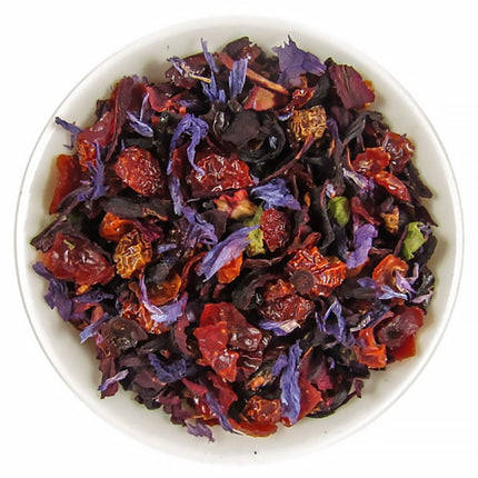 Tropical Hibiscus Herbal Tea
