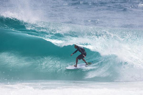 Mick Fanning Ankle Leash Snapper Rocks