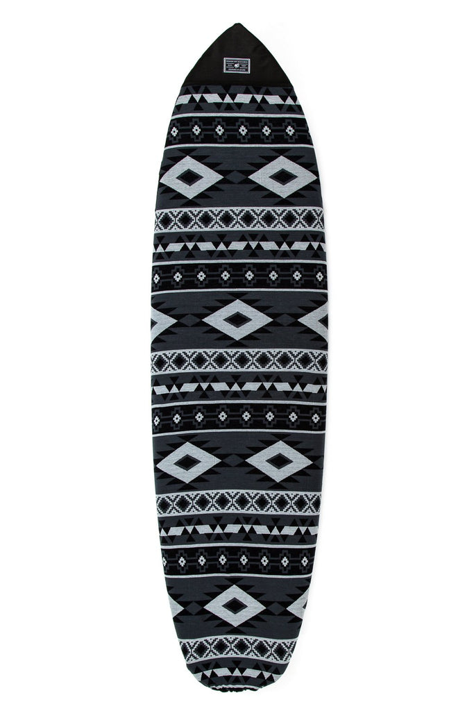 Creatures Of Leisure Fish Aztec Sox - Grey Charcoal Shop HERE