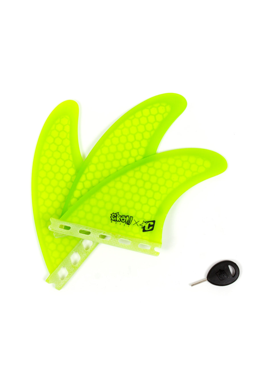 Creatures Of Leisure Grom Arc Icon X-Small Fins Shop HERE