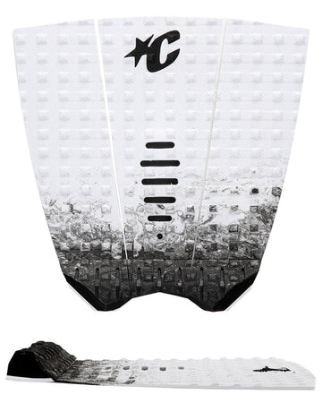 MICK FANNING -White Fade Black