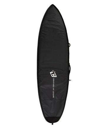 SHORTBOARD DAY USE DT2.0 : BLACK SILVER