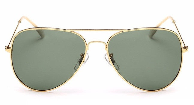 FREE MEN'S SUNGLASSES - Gold Greyhound FB