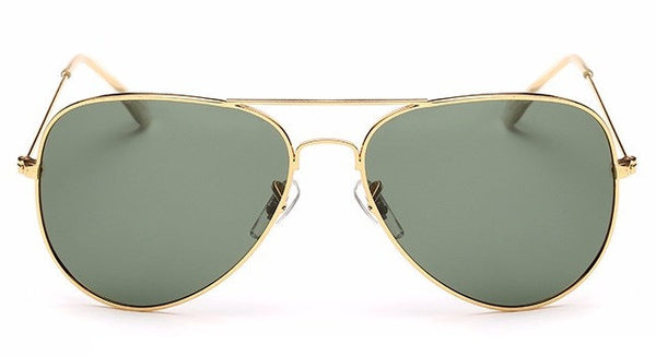 FREE MEN'S SUNGLASSES - Gold Greyhound